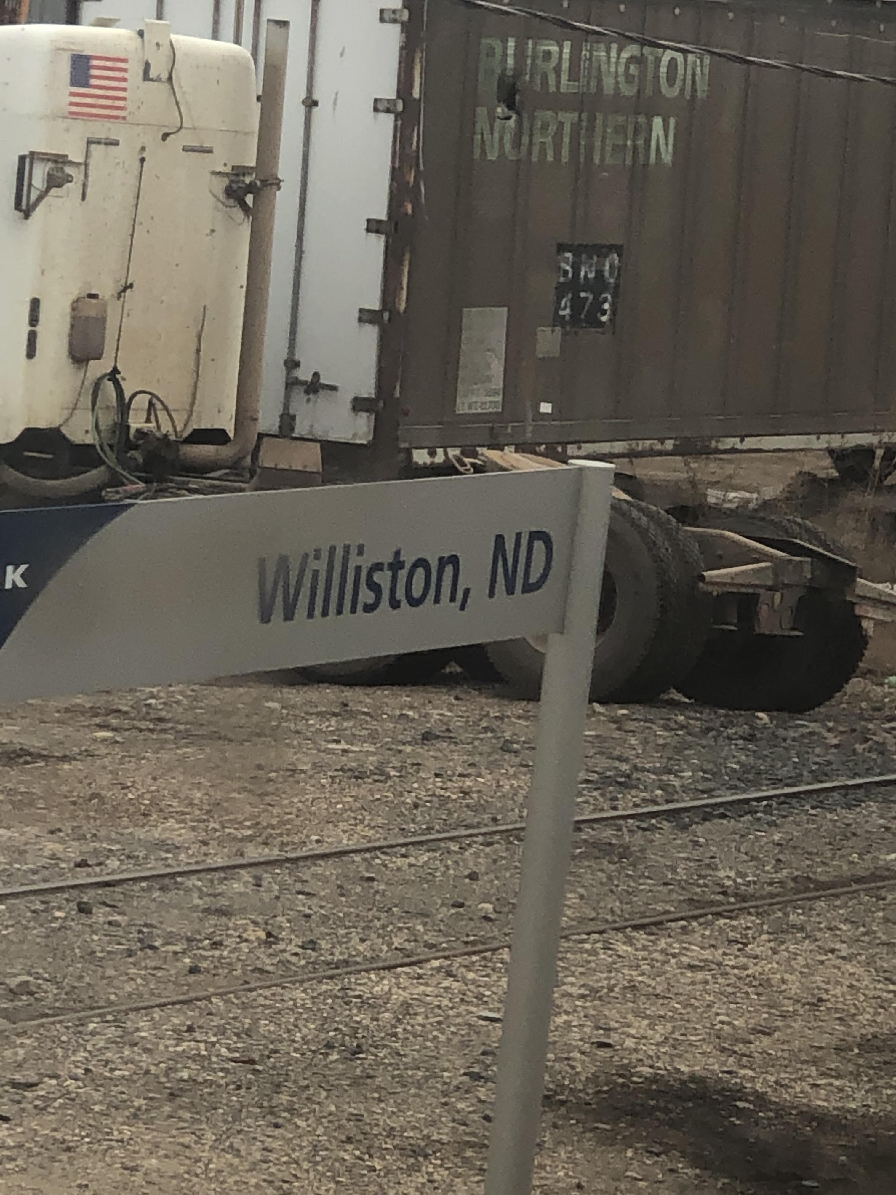 Williston Station